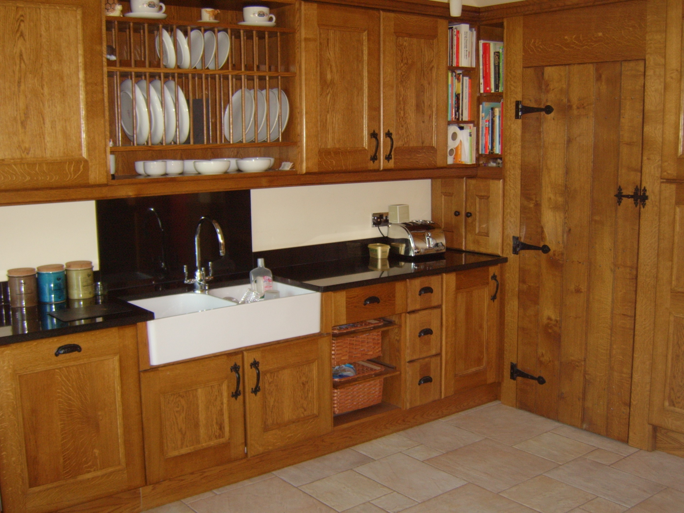 Oak Kitchen Kitchens